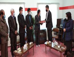 سرپرست جدید مرکز آموزش فنی و حرفه ای سرولایت منصوب شد