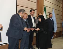 تقدیر از موسسین و مدیران و موسسین آموزشگاه های آزاد منتخب در اجرای دستورالعمل مشوق های آموزشگاه های آزاد سال 95، در مشهد