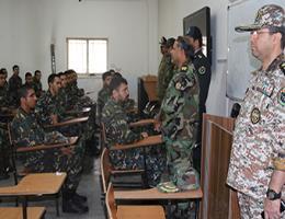 برگزاری اولین مرحله آزمون ادواری سال 97 کارکنان وظیفه نیروهای مسلح در خراسان رضوی